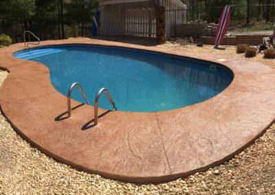 Pool Walkway